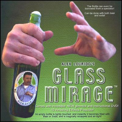 Glass Mirage (Green) by Alex Lourido