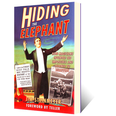 hiding the actual elephant booklet review