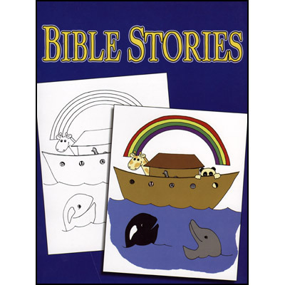 3 Way Coloring Book - Bible