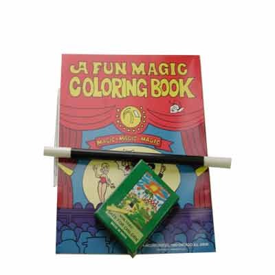 coloring book kit crayon wand book by royal magic - Coloring Book Crayons