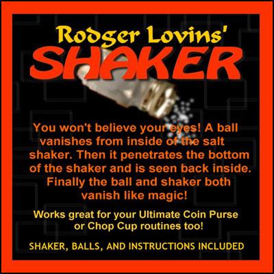 Shaker By Rodger Lovins