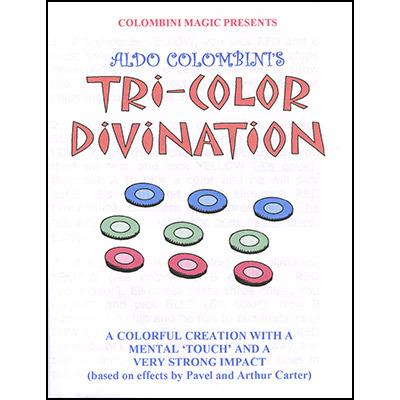 Tri-Color Divination by Aldo Colombini