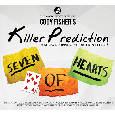 Killer Prediction by Cody Fisher