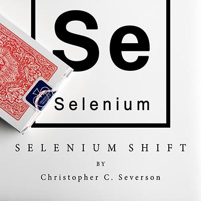 Selenium Shift by Chris Severson