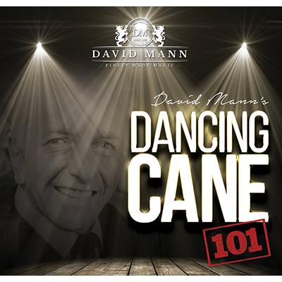 Dancing Cane 101 by David Mann