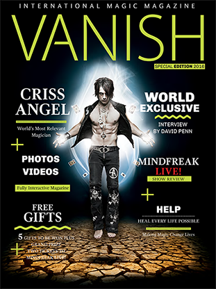 I like to say magic is the world's s. Criss angel | quoteload.