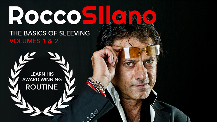 The Basics of Sleeving by Rocco ( 2 DVD SET )