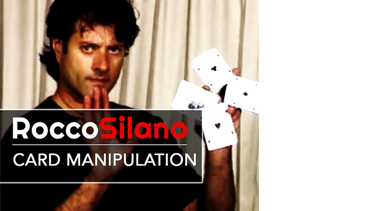 The Magic of Rocco Card Manipulation