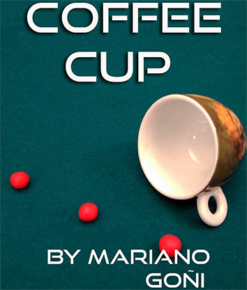 Coffee Cup by Mariano Goñi