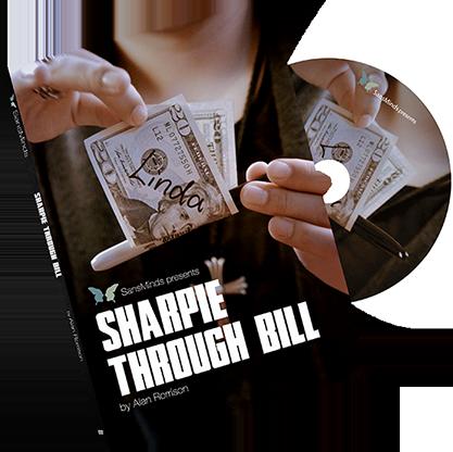 Sharpie Through Bill by Alan Rorrison
