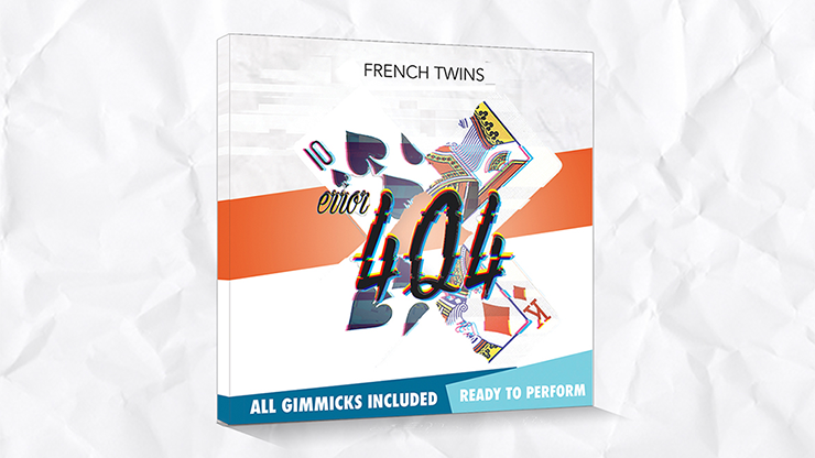 Error 404 by Les French Twins