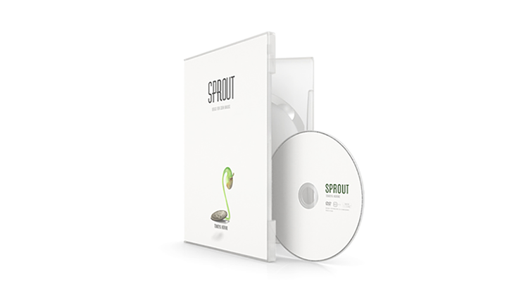 Sprout Ideas for Coin Magic by Tomoya Horiki