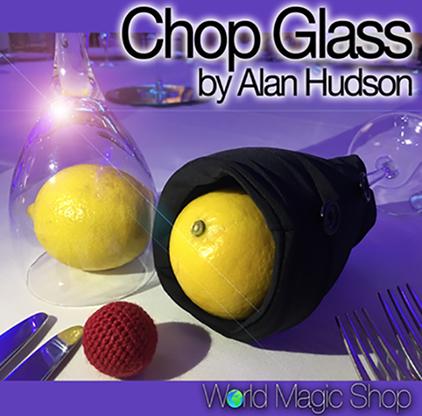 Chop Glass by Alan Hudson
