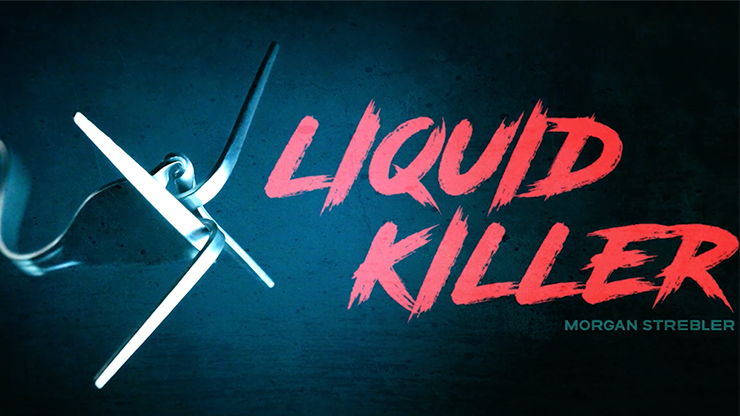 Liquid Killer by Morgan Strebler