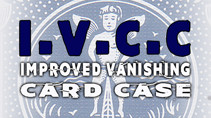 Improved Vanishing Card Case ( IVCC ) by Matthew Johnson