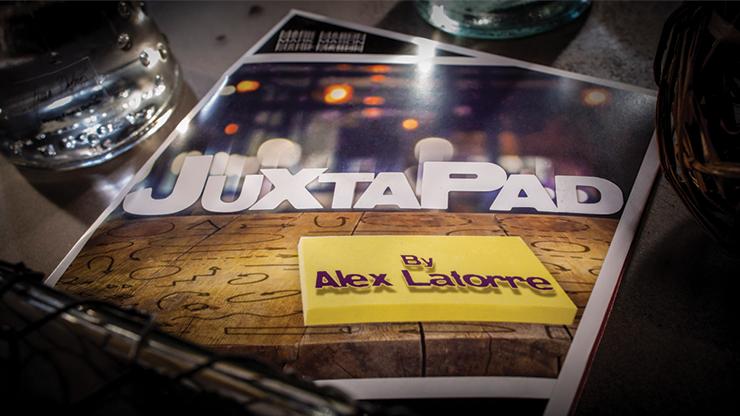 JUXTAPAD by Alex Latorre