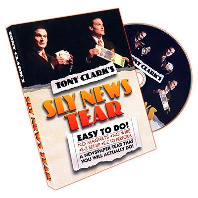 Sly News Tear by Tony Clark