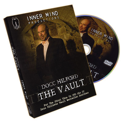 The vault by docc hilford and inner mind productions dvd for Vault production
