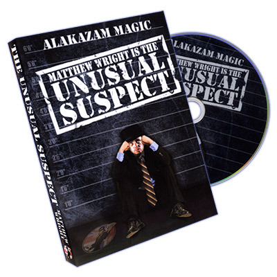 The Unusual Suspect by Matthew Wright