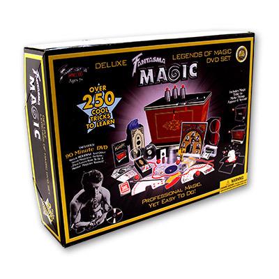 Magic tricks revealed - Torrent download