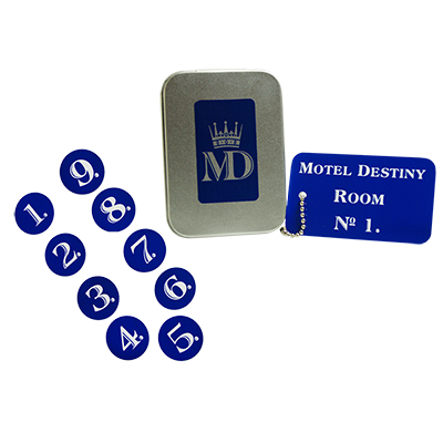 Motel destiny by astor magic for Motel one shampoo