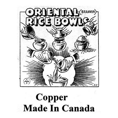 Order Oriental Rice Bowls