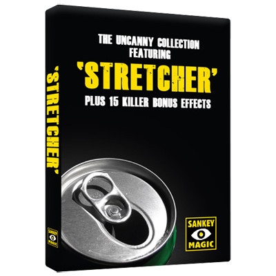 Today When You Order Stretcher DVD Gimmicks By Jay Sankey Youll Instantly Be Emailed A Penguin Magic Gift Certificate Can Spend It On Anything