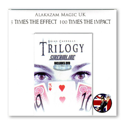Trilogy by Brian Caswell